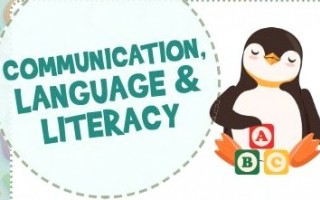UK KCS Early Years - Communication, Language & Literacy Catalog