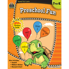 Ready-Set-Learn Preschool Fun