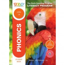 TELP The Literacy Program Phonics Level 1A