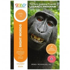 TELP The Literacy Program Sight Words Book A