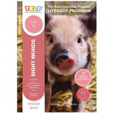 TELP The Literacy Program Sight Words Book B