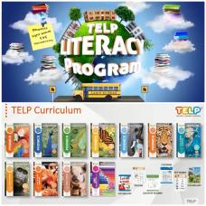 TELP Literacy Program ABC Handwriting/ CVC & Word Families/ Phonics/ Sight Words