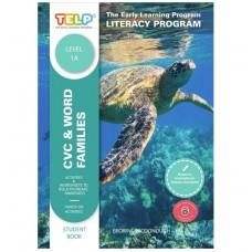 TELP The Literacy Program CVC & Word Families Book A