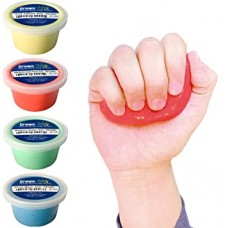 Crown Hand Exercise Putty (Made in USA)