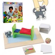 Find Monty Game