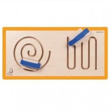 Beleduc Floor Element Spiral & Arch
