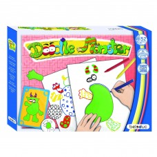 Doodle Monster Game