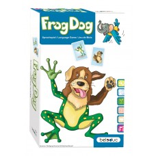 Beleduc Frog Dog Card Game