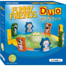 Funny Friends Duo Game