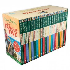 The Famous Five Complete Collection - 22 Books