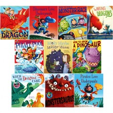 Mad About Adventure Collection - 10 Books