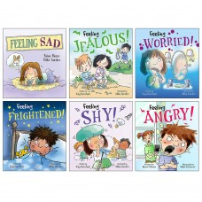 Feelings and Emotions Collection 6 Book Set
