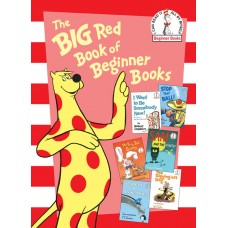 Dr. Seuss: The Big Red Book of Beginner Books