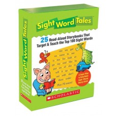 Sight Word Tales 25 Read-Aloud Storybooks Pack