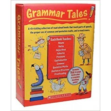 Grammar Tales 10 Read-Aloud Books Pack