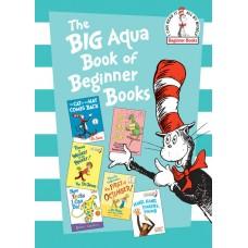 Dr. Seuss: The Big Aqua Book of Beginner Books
