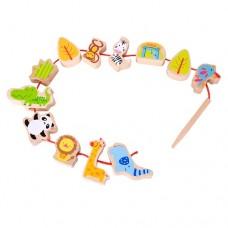Classic World Zoo Beads