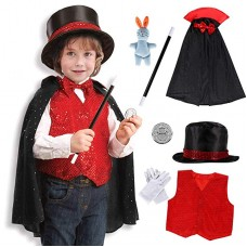 Kids Role Play Costume - Magician