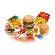 Doh-Dough Burger Set