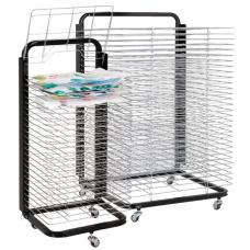 A2 Paint Drying Rack 30 Shelves