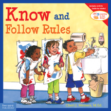 Know And Follow Rules Paperback Learning To Get Along