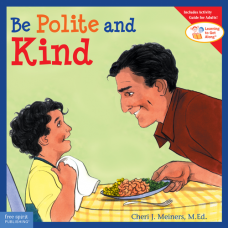 Be Polite And Kind Paperback Learning To Get Along
