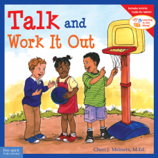 Talk And Work It Out Paperback Learning To Get Along