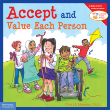Accept And Value Each Person Paperback Learning To Get Along