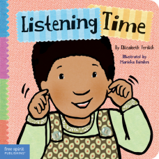 Listening Time Board Book Toddler Tools