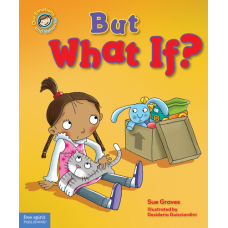 But What If? A Book About Feeling Worried Hardcover Our Emotions And Behavior