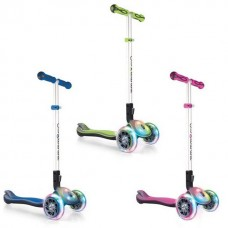 Globber Elite Lights 3 Wheel Scooter