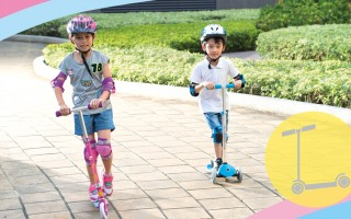 Hong Kong government consumer council - Kid Scooters Safety Test Report