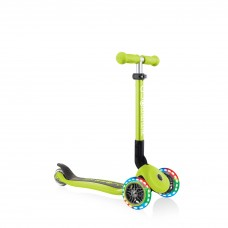 Globber Junior Foldable Lights - 3 Wheel Scooter for Toddlers
