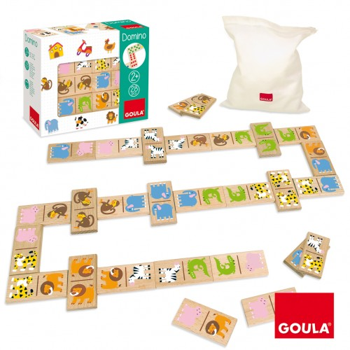 Zoo Domino Game