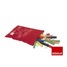 Goula Number Rods 10 X 10 55 Pieces With Bag
