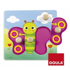 Goula Butterfly Puzzle