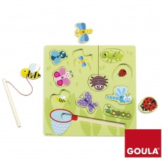 Goula Magnetic Bugs Puzzle