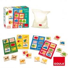 Goula Memo-Lotto Game