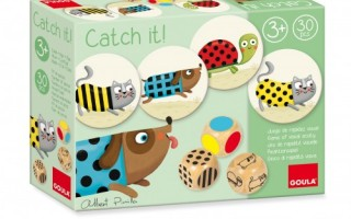 How to Play Goula Catch it Game