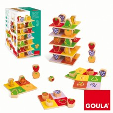 Goula Tower of Fruits Game