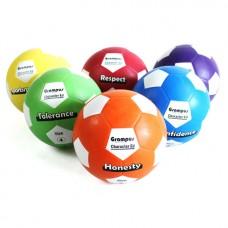 Grampus Moral Football 6 Balls Set
