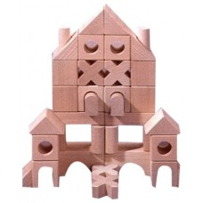 Little Village Building Blocks