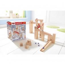 Ball Track Construction Set Building Blocks