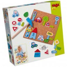 HABA Tack Zap Game Traffic