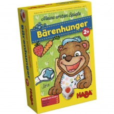 Haba Hungry As A Bear Game Age 2+