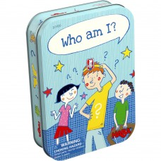 Who Am I? Tin Game Age 5+