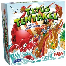 Haba Titus Tentacle Game Age 4+