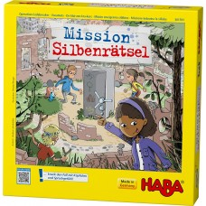 Haba Operation Codebreaker Game Age 5+