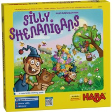Silly Shenanigans Game Age 4+