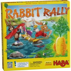 Haba Rabbit Rally Game Age 4+